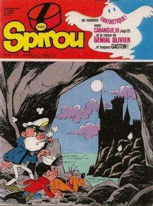 Album Spirou (recueil) # 2162