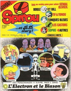 Album Spirou (recueil) # 2164
