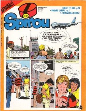 Album Spirou (recueil) # 2167