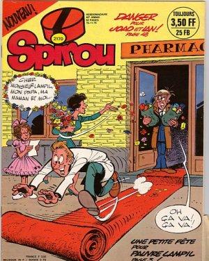 Album Spirou (recueil) # 2170