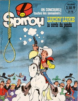 Album Spirou (recueil) # 2172