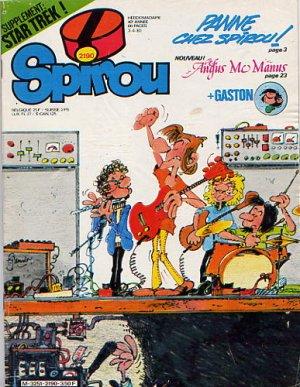 Album Spirou (recueil) # 2190