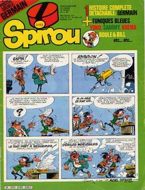 Album Spirou (recueil) # 2193