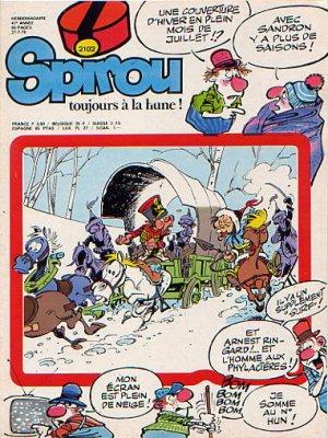 Album Spirou (recueil) # 2102