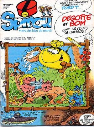 Le journal de Spirou # 2103