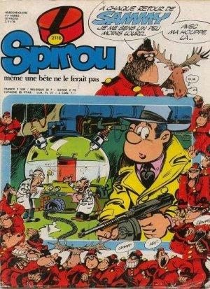 Le journal de Spirou # 2116