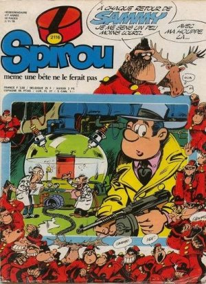 Album Spirou (recueil) # 2116