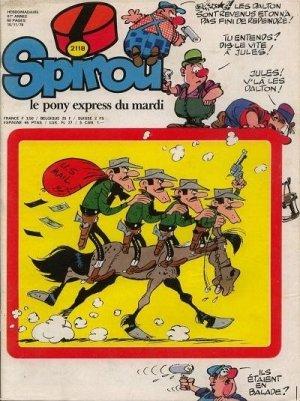 Album Spirou (recueil) # 2118