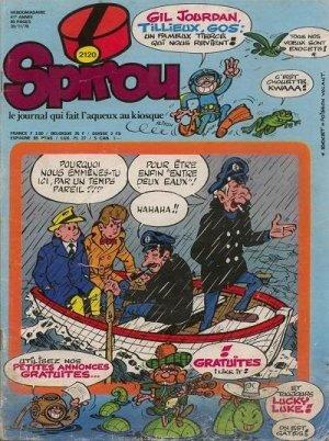 Album Spirou (recueil) # 2120