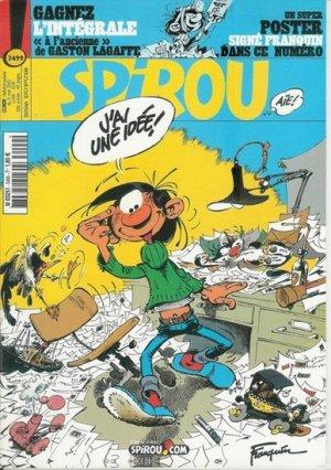 Le journal de Spirou # 3499