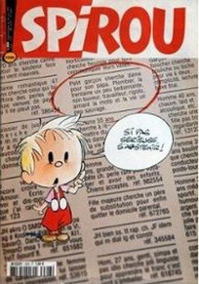Le journal de Spirou # 3503