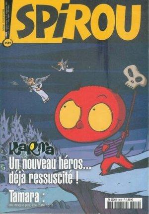 Le journal de Spirou # 3519