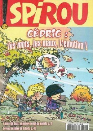 Le journal de Spirou # 3522
