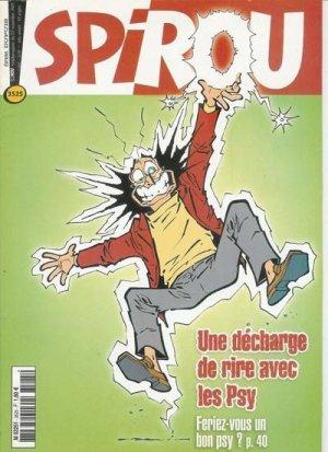 Le journal de Spirou # 3525