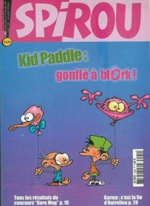Le journal de Spirou # 3529