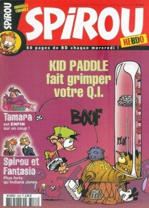 Album Spirou (recueil) # 3538