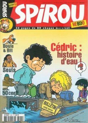 Le journal de Spirou # 3541