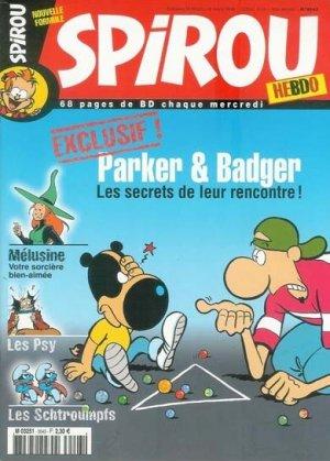 Le journal de Spirou # 3543