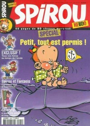 Le journal de Spirou # 3545
