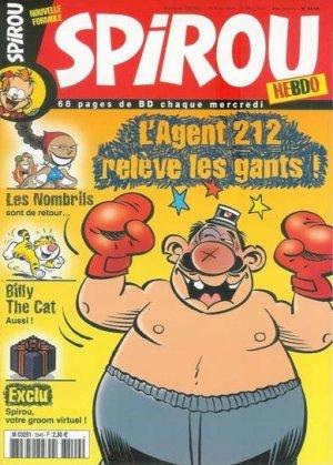 Le journal de Spirou # 3549