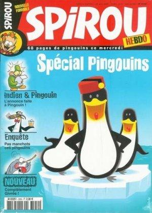 Le journal de Spirou # 3550