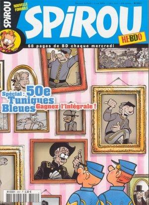 Le journal de Spirou # 3551