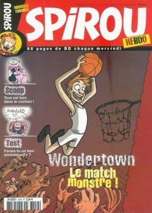 Le journal de Spirou # 3552