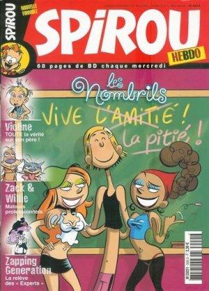 Le journal de Spirou # 3555