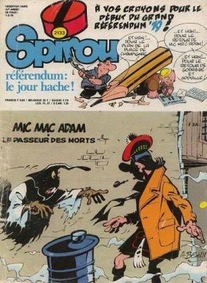 Album Spirou (recueil) # 2133