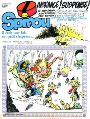 Album Spirou (recueil) # 2138