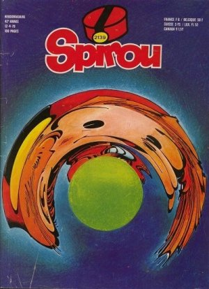 Album Spirou (recueil) # 2139