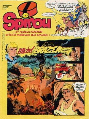 Album Spirou (recueil) # 2142