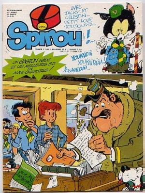 Le journal de Spirou # 2145
