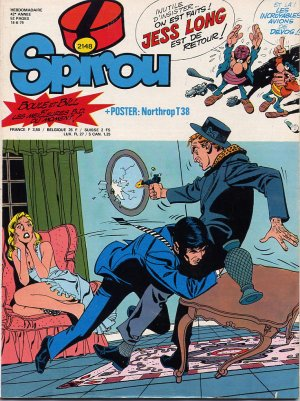 Album Spirou (recueil) # 2148
