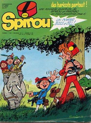 Album Spirou (recueil) # 2150
