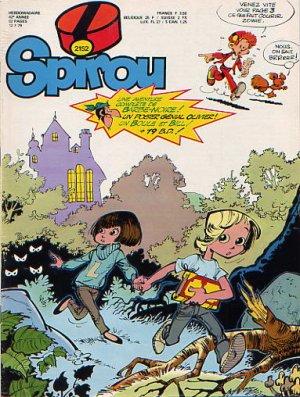 Album Spirou (recueil) # 2152