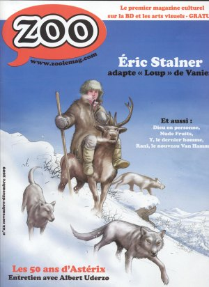 Zoo le mag édition Simple