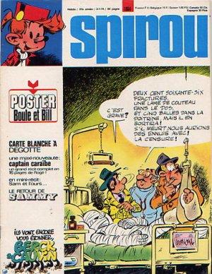 Le journal de Spirou # 1864