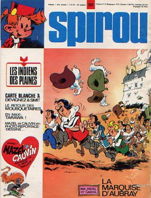 Le journal de Spirou # 1873