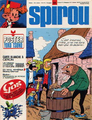 Album Spirou (recueil) # 1874