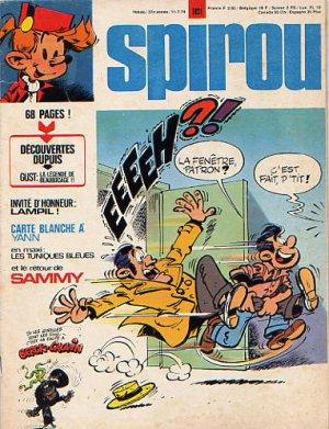 Le journal de Spirou # 1891