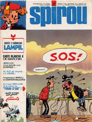 Le journal de Spirou # 1895
