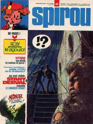 Le journal de Spirou # 1909