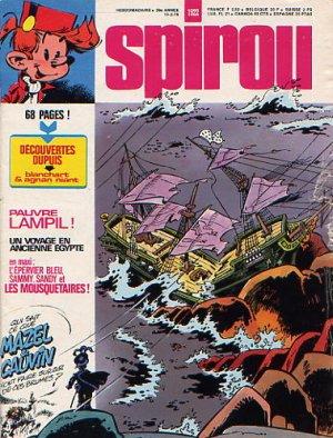 Le journal de Spirou # 1922