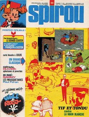 Le journal de Spirou # 1924