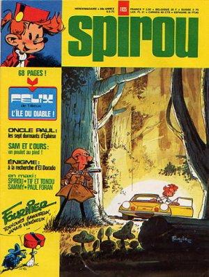 Le journal de Spirou # 1925