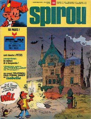 Le journal de Spirou # 1929