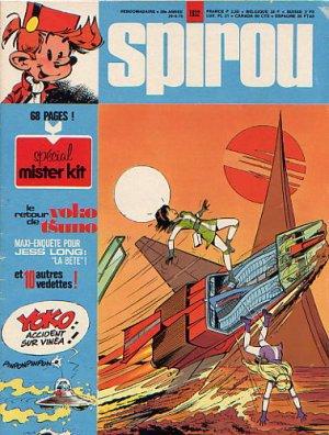 Le journal de Spirou # 1932