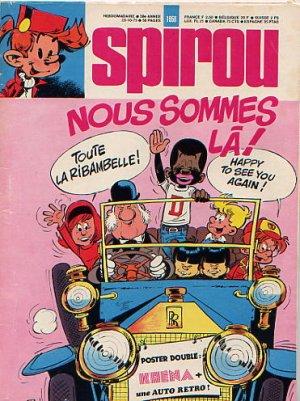 Le journal de Spirou # 1958