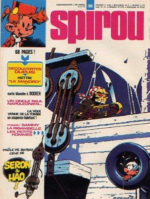 Album Spirou (recueil) # 1960
